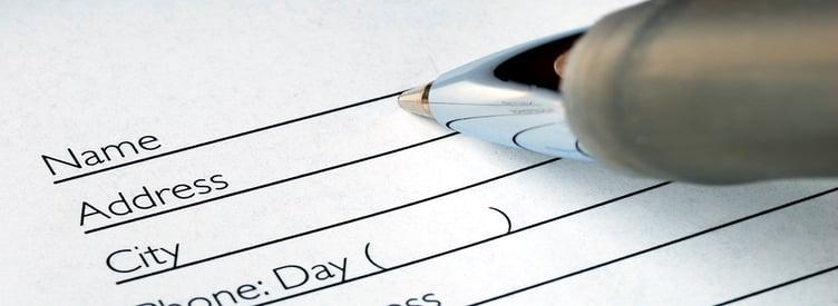 Si estamos en la era Digital, ¿por qué perpetuar los formularios de papel?